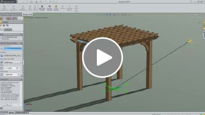 SOLIDWORKS 2014 What's New Video - Appearances - PhotoView 360