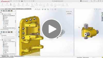 What's New in SOLIDWORKS 2016 - Assemblies