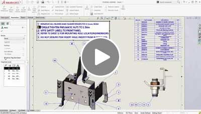 SOLIDWORKS 2016 What's New Video - Drawings