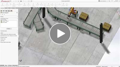 SOLIDWORKS 2017 What's New Video - Magnetic Mates