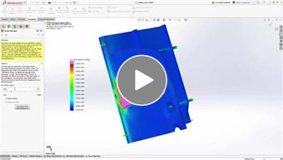 SOLIDWORKS 2017 What's New Video - SOLIDWORKS Simulation