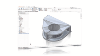 Whats New in SOLIDWORKS 2018 - Work Directly with Mesh Data