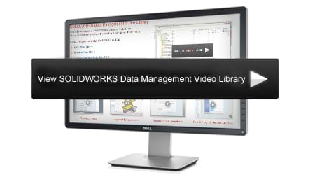 SOLIDWORKS Data Management Videos