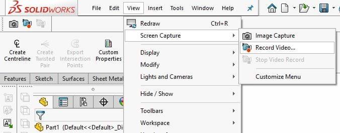 SOLIDWORKS | Quick Tip - Image Capture