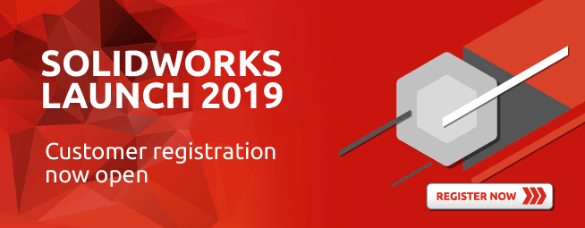 SOLIDWORKS 2019 Launch Events_Book Place