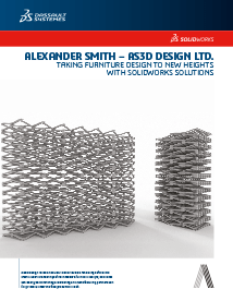 SOLIDWORKS Case Study  AS3D Design