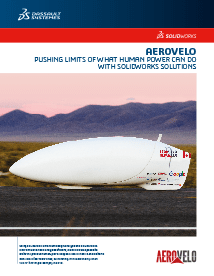 SOLIDWORKS Case Study Aerovelo