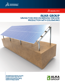 SOLIDWORKS Case Study Alka