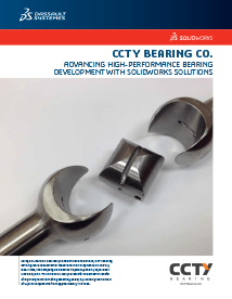 SOLIDWORKS Case Study CCTY