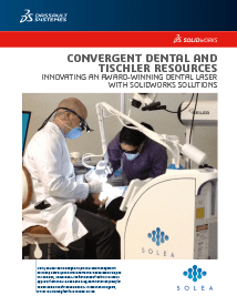 SOLIDWORKS Case Study Convergent Dental