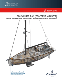 SOLIDWORKS Case Study Contest Yachts