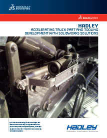 SOLIDWORKS Case Study Hadley