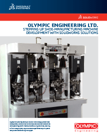 SOLIDWORKS Case Study Olympic Engineering