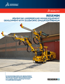 SOLIDWORKS Case Study Resemin