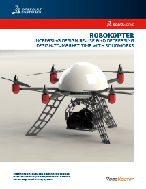 SOLIDWORKS Case Study Robokopter