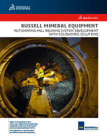SOLIDWORKS Case Study Russel Mineral Equipment