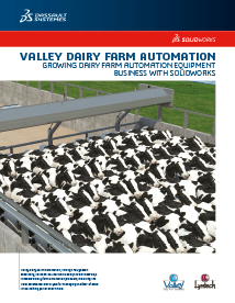 SOLIDWORKS Case Study Valley Dairy