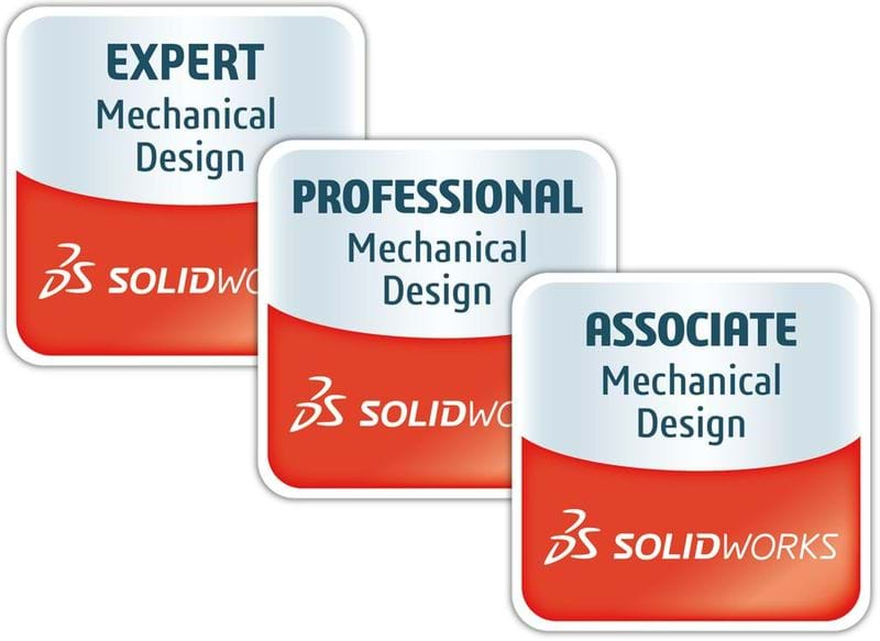 New Solidworks Certification Logos And Certificate Designs