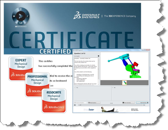 Solidworks Certifications Start The New Year With A Bang