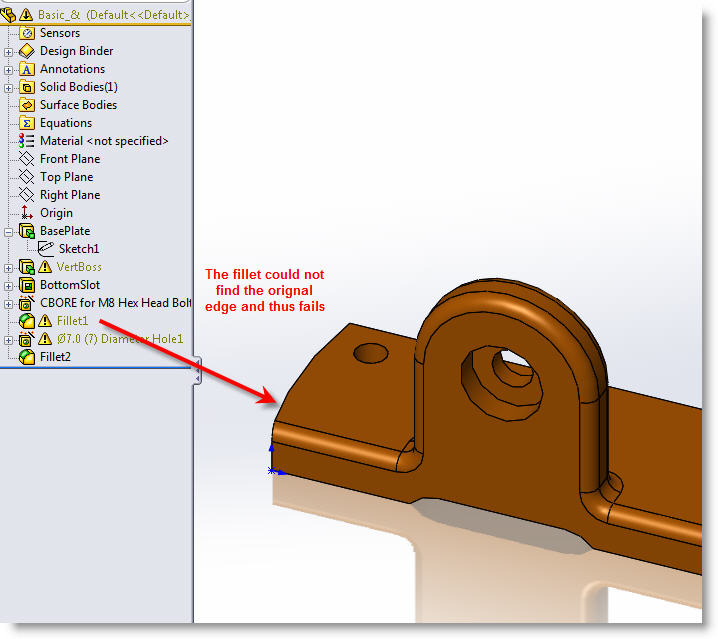 SOLIDWORKS 2014: Replace Sketch Entities