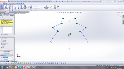 SOLIDWORKS Dynamic Mirror
