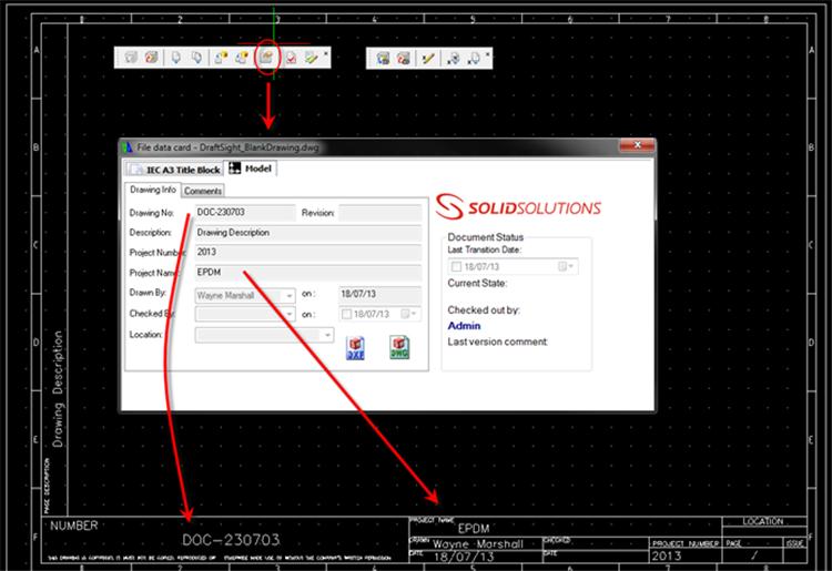 Drawing Lines In Draftsight : Using draftsight premium with enterprisepdm