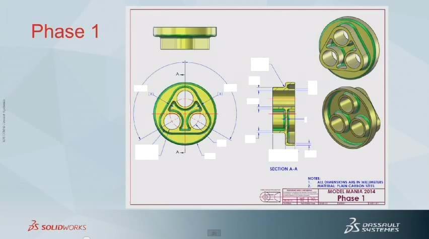 SolidWorks Model Mania Blog Image 2