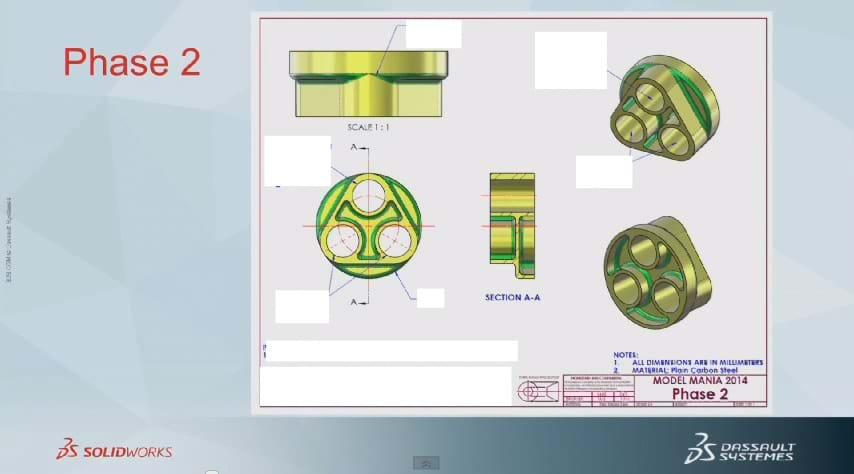 SolidWorks Model Mania Blog Image 3