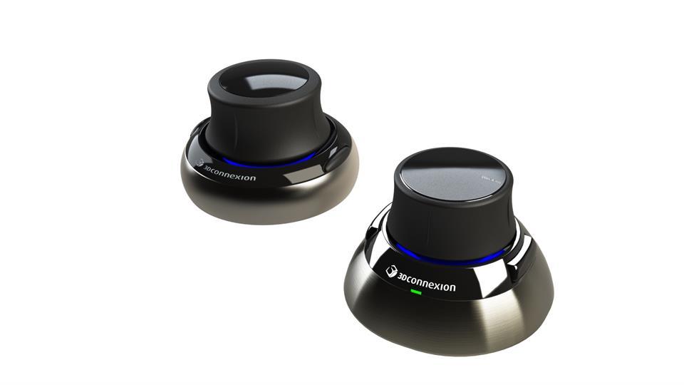 82e3a24fe1c Mouse Modelling: 3DConnexion SpaceMouse Wireless