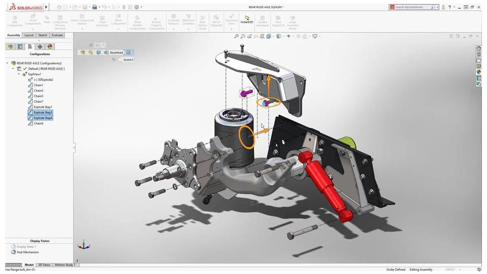 What's New in SOLIDWORKS 2018 Top 10