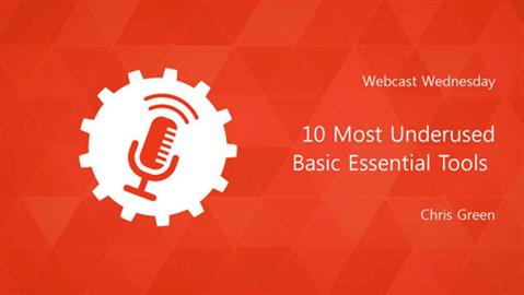 10 Most Underused Basic Essentials Tools