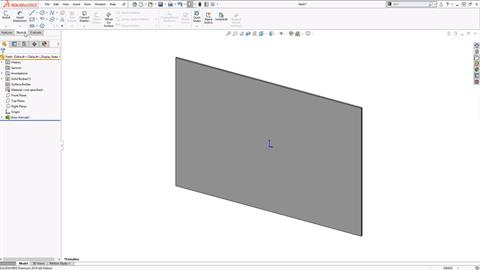 Customising SOLIDWORKS Interface