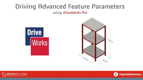 DriveWorks Professional – Capturing and Driving Ad