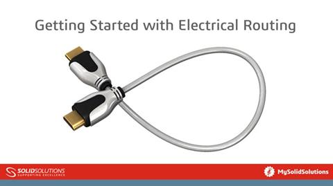 Getting Started With Electrical Routing