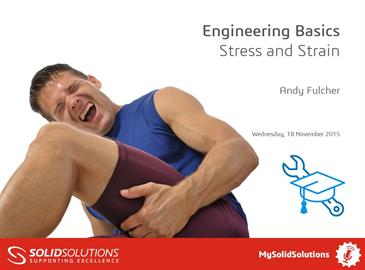 Engineering Basics - Stress and Strain