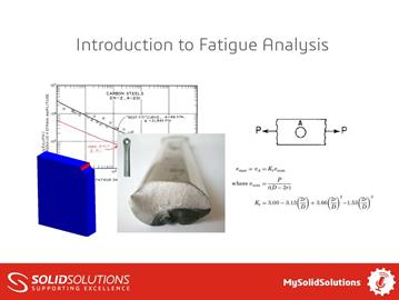 Introduction to Fatigue Analysis