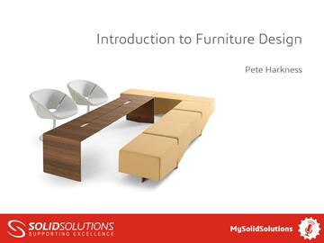 Introduction to Furniture Design