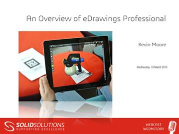 An Overview of eDrawings Professional