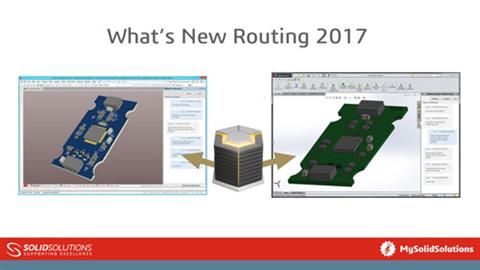 What's New Routing 2017