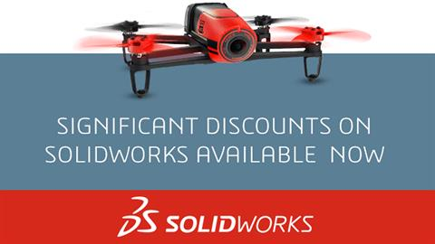 Significant Discounts on SOLIDWORKS