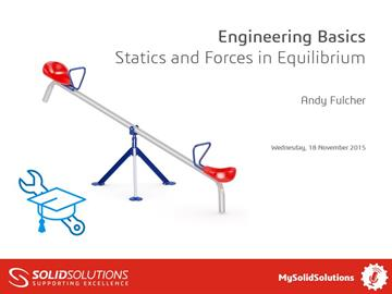 Engineering Basics – Statics & Forces in Equilibri