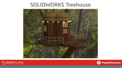 SOLIDWORKS Treehouse