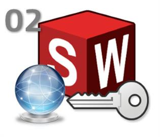 Using the SOLIDWORKS Admin Portal