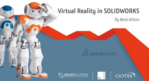 Virtual Reality in SOLIDWORKS