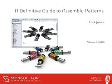 A Definitive Guide to Assembly Patterns