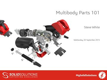 Multibody Parts 101