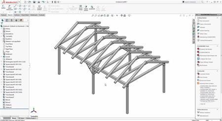Weldment Profiles: Super Shed Project