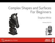 Complex Shapes & Surfaces for Beginners