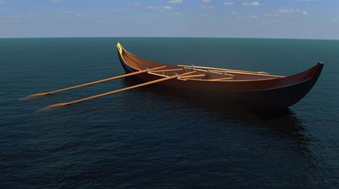 SOLIDWORKS Simulation of a Boat