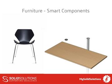 Furniture - SOLIDWORKS Smart Components